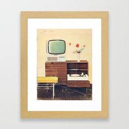 Index Framed Art Print