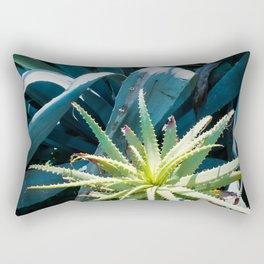 Aloe & Agave Rectangular Pillow