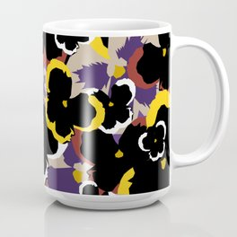Pansy Love Coffee Mug
