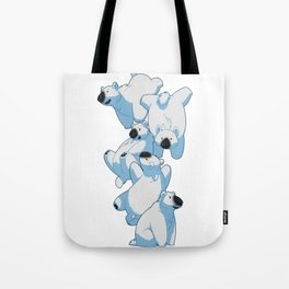 Buddy Bear Tote Bag