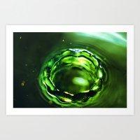 Splash #1 Art Print