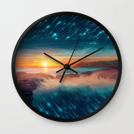 All around Wall Clock