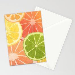 Citrus II Stationery Cards