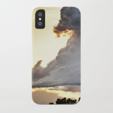 Shadow of Uncertainty iPhone X Slim Case