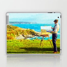 Leisurely Landscaping Laptop & iPad Skin