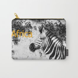 Africa II Carry-All Pouch