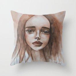 Disclosure 4 Throw Pillow