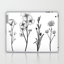 Stemmed Weeds Laptop & iPad Skin