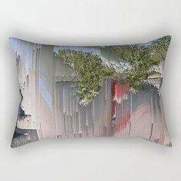 Interference #3 Rectangular Pillow