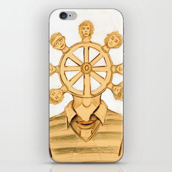 The helm iPhone & iPod Skin