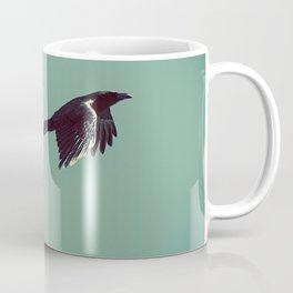 As the crow flies Coffee Mug