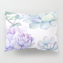 Wonderful Succulents 2 Pillow Sham