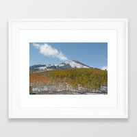 colorado Framed Art Prints featuring Colorado by Chris Root