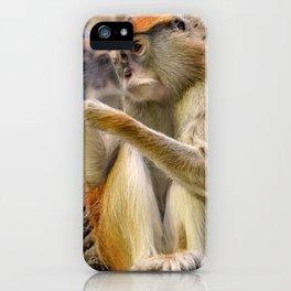Mirror Selfie iPhone Case