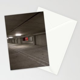 Parking Garage Stationery Cards