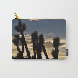 Desert Silhouettes Carry-All Pouch