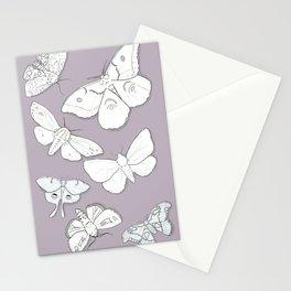 Moth Mania Stationery Cards
