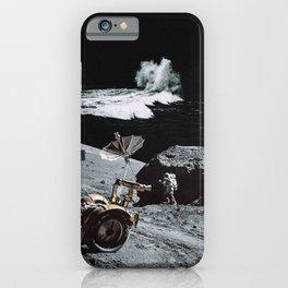 Lunar Water iPhone Case