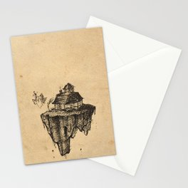 Floating Home Stationery Cards