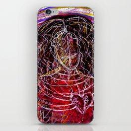 Emotional Captivity - Borderline Personality Disorder iPhone Skin