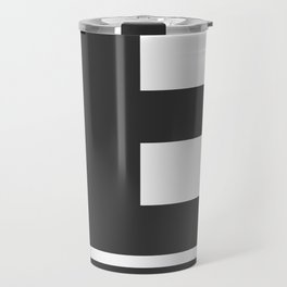E as in EPMD Travel Mug