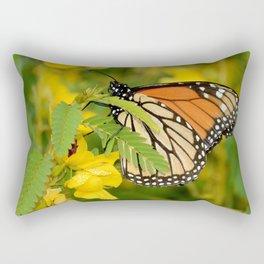 Monarch Butterfly 2 Rectangular Pillow