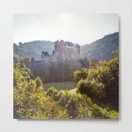 Burg Elz (a German fairytale castle) Metal Print