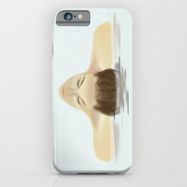 Relax in a Luxury Spa iPhone Case