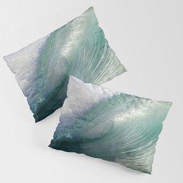 Dreamy Greens Pillow Sham