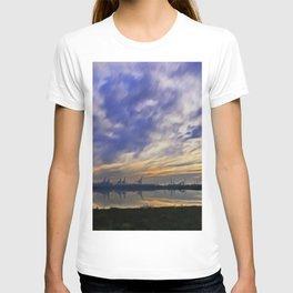 The Docks (Digital Art) T-shirt