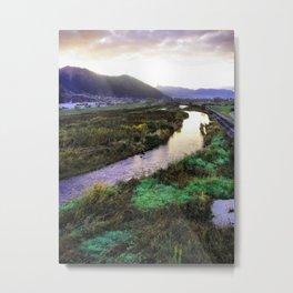 A Way Home Metal Print