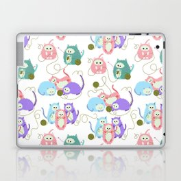 3 Little Kittens Laptop & iPad Skin