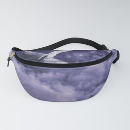 Having a whale of a time Fanny Pack