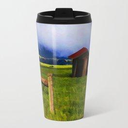 In The Pasture Travel Mug