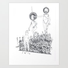 cardos Art Print