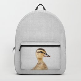 Duckling - Colorful Backpack