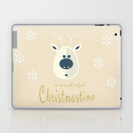 Christmas motif No. 4 Laptop & iPad Skin