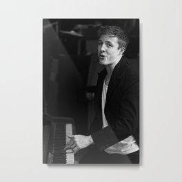 The Pianist Metal Print