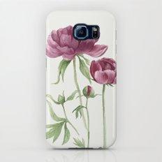 peony Galaxy S6 Slim Case