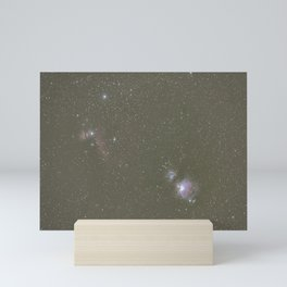 Orion objects Mini Art Print