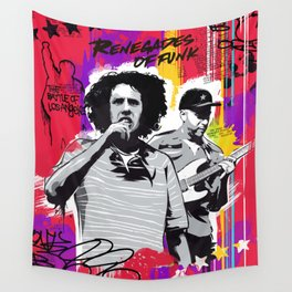 Rage Against the Machine Wall Tapestry
