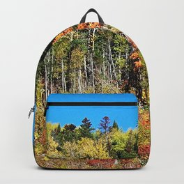 Standing out on the Hill Backpack
