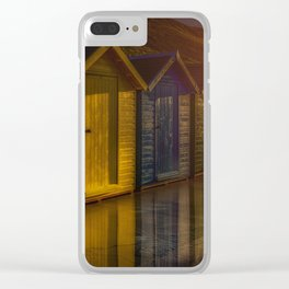 Taste the Rainbow Clear iPhone Case