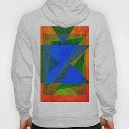 Art -drawing - Geometric Hoody