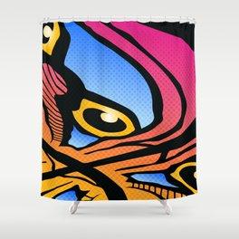 The Third Eye Shower Curtain