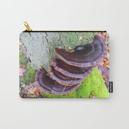 Ganoderma applanatum Carry-All Pouch