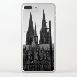 The three wise men Clear iPhone Case