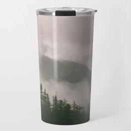 Foggy Forest (Squamish, British Columbia, Canada) Travel Mug
