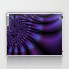 Paint The Town Purple Laptop & iPad Skin