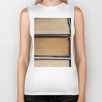 books Biker Tanks featuring Books by eARTh